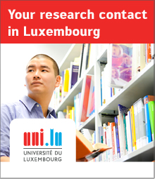 Your research contact in Luxembourg